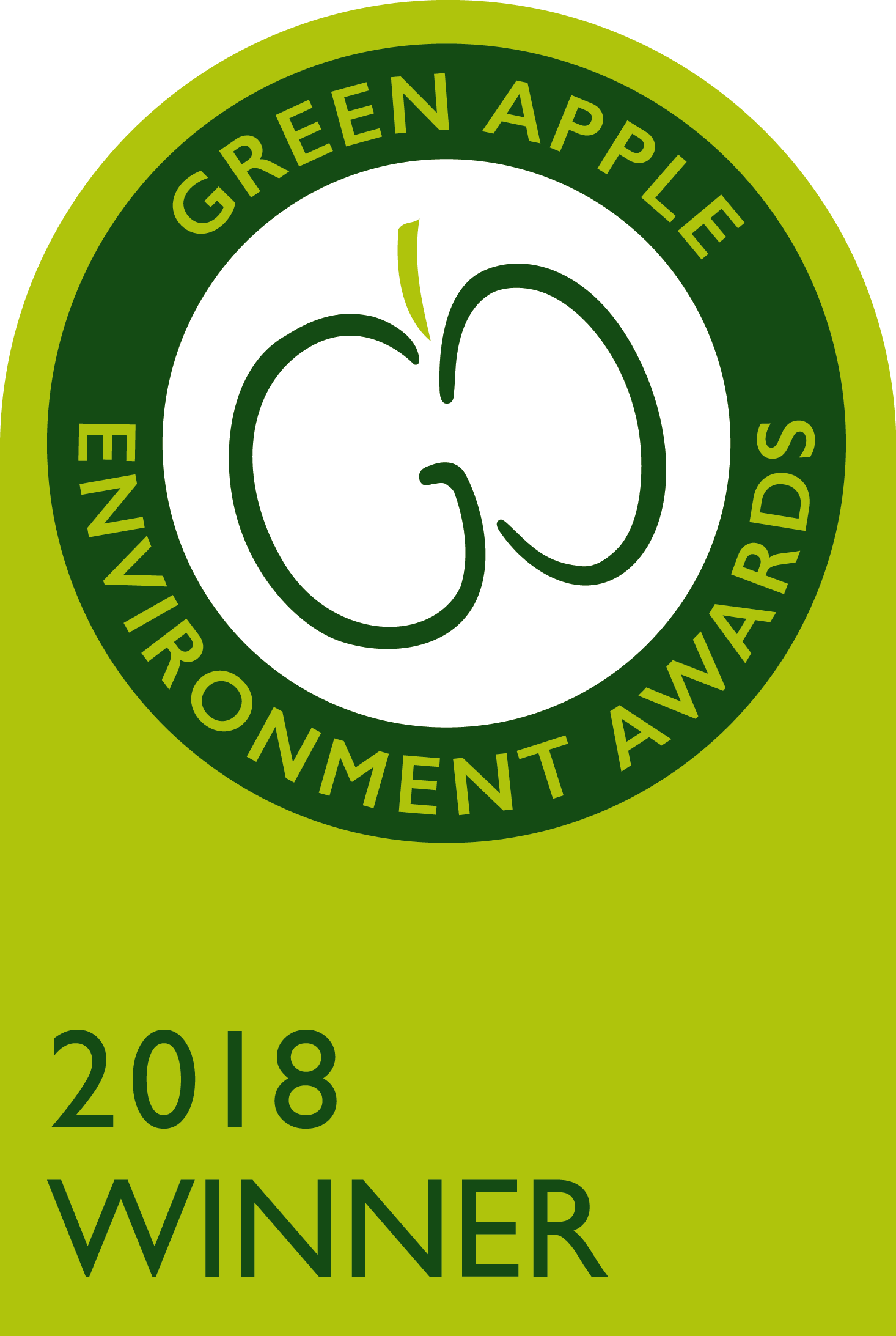 2018 Green Apple (Gold Award)
