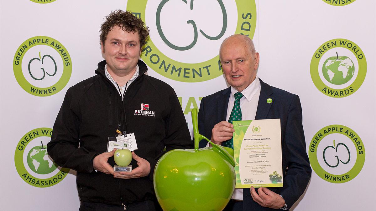 2019 Green Apple (Gold Award)