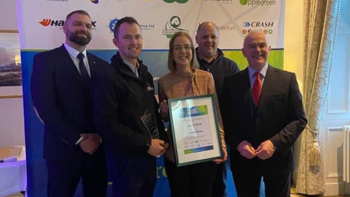 2019 NI Safety Awards – HGV/LGV Sector