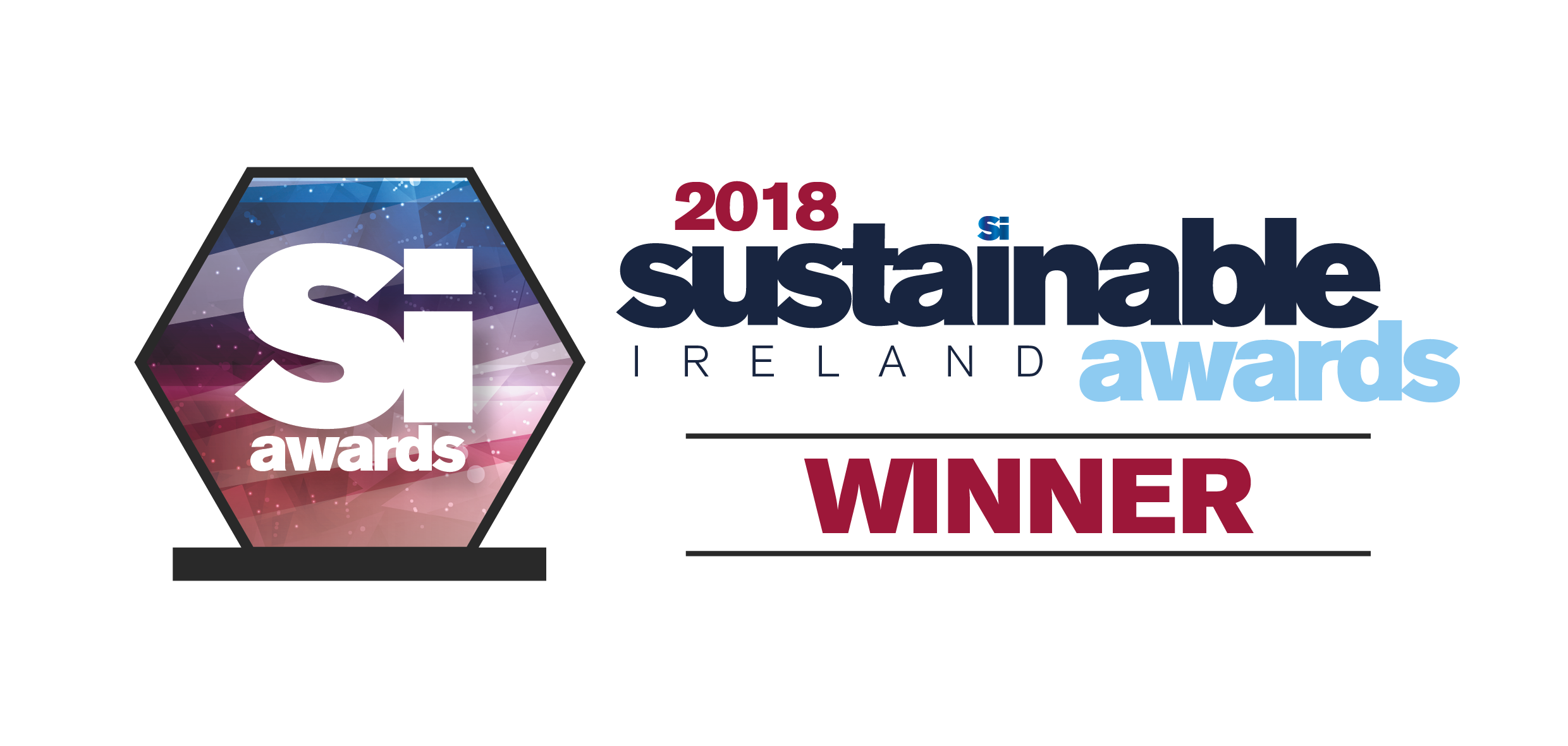 2018 Sustainable Ireland Environmental Project of the year
