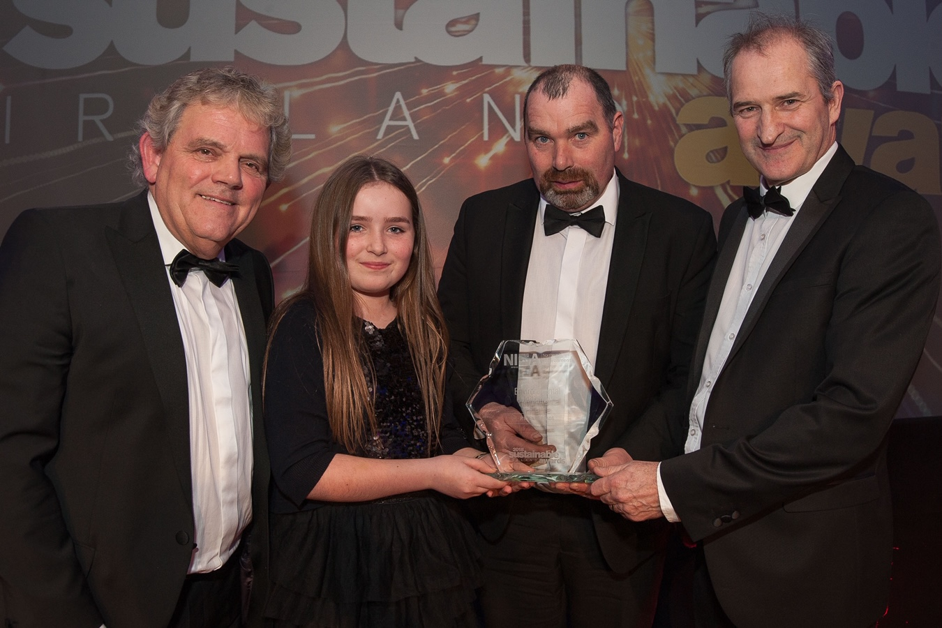 2018 Sustainable-Ireland-Environmental Project of the year Winners P. Keenan