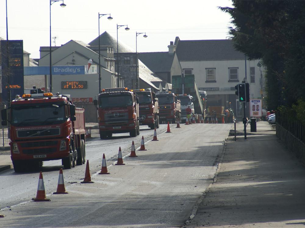 Coleraine Road Maghera