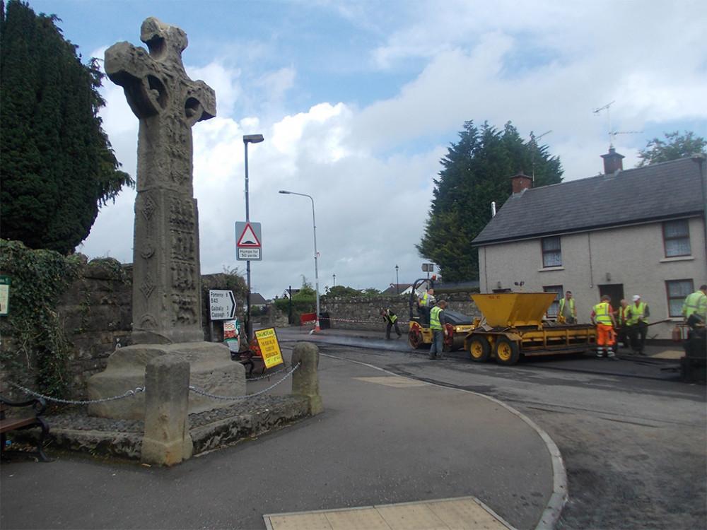 Donaghmore Main Street Resurfacing