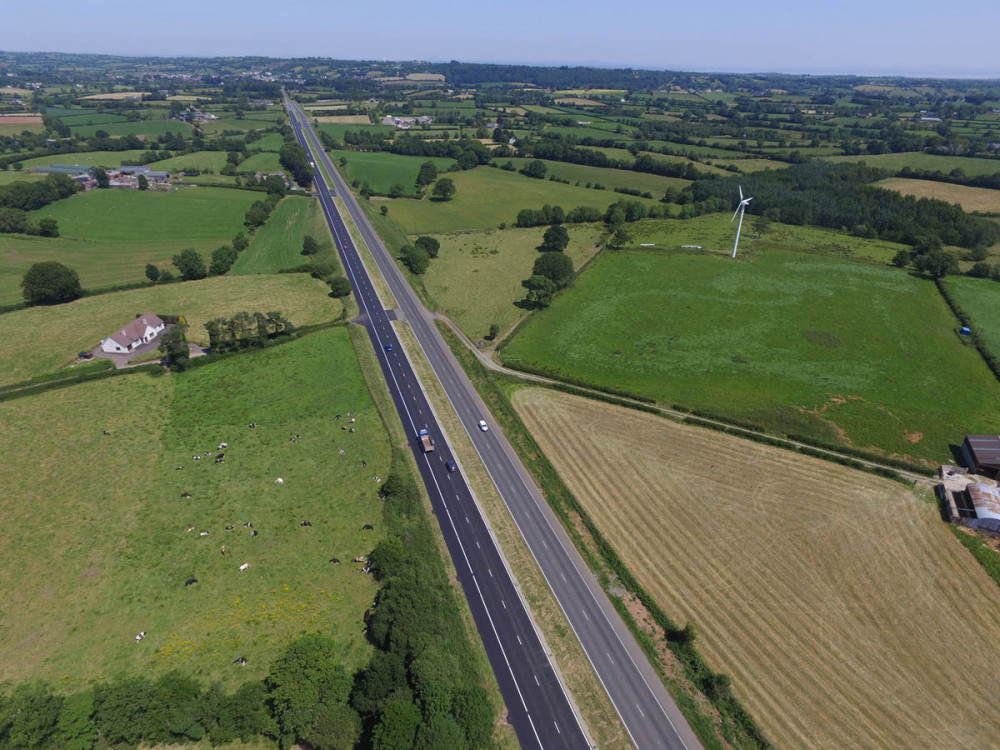 A29 Moneymore Dual Carriageway
