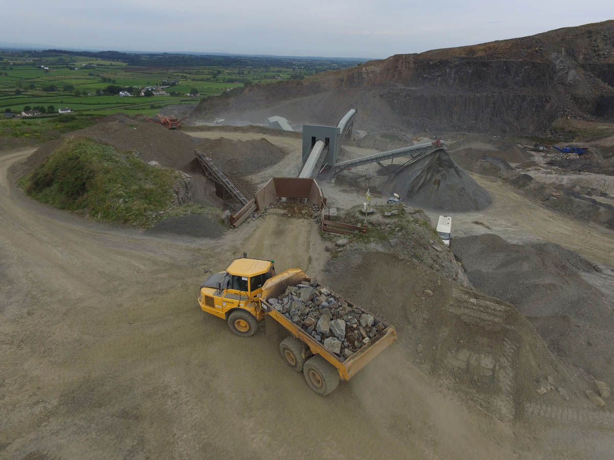 P.Keenan Quarrying