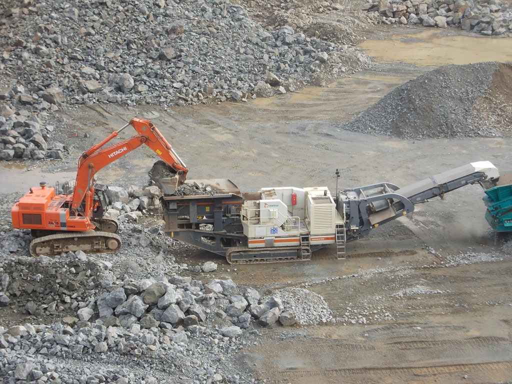 P. Keenan Quarrying Products